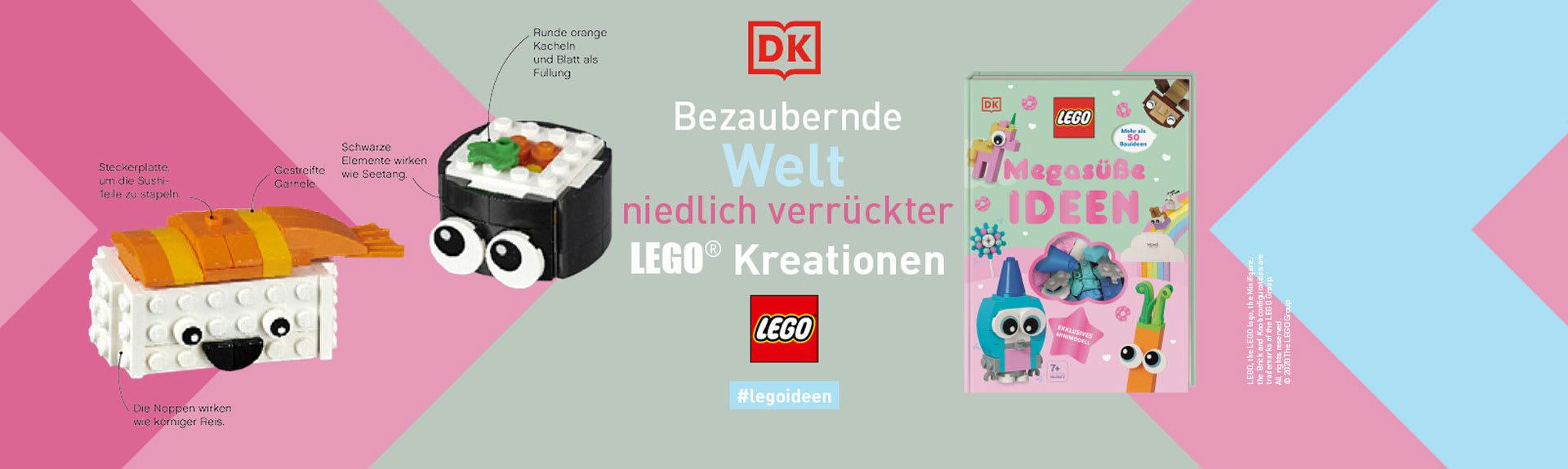 LEGO Megasuesse Ideen