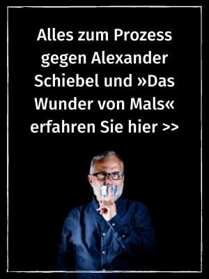 Alle Informationen zum Prozess gegen oekom-Autor Alexander Schiebel