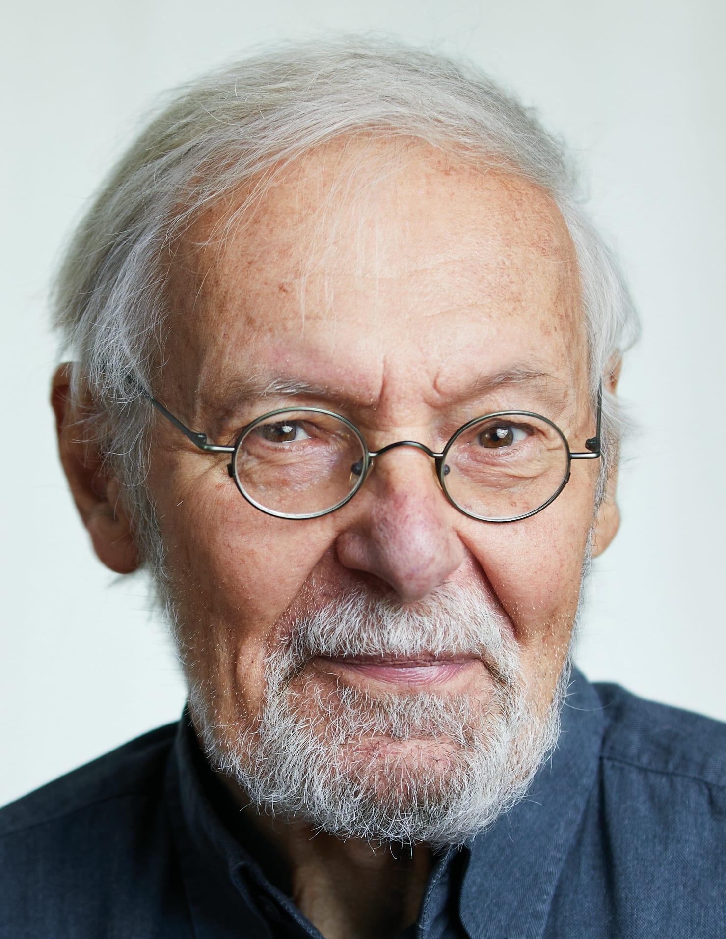 Porträt Karlheinz Geißler