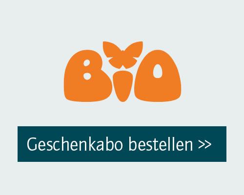 BIO Geschenkabo bestellen