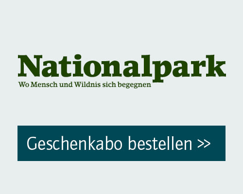Nationalpark Geschenkabo bestellen