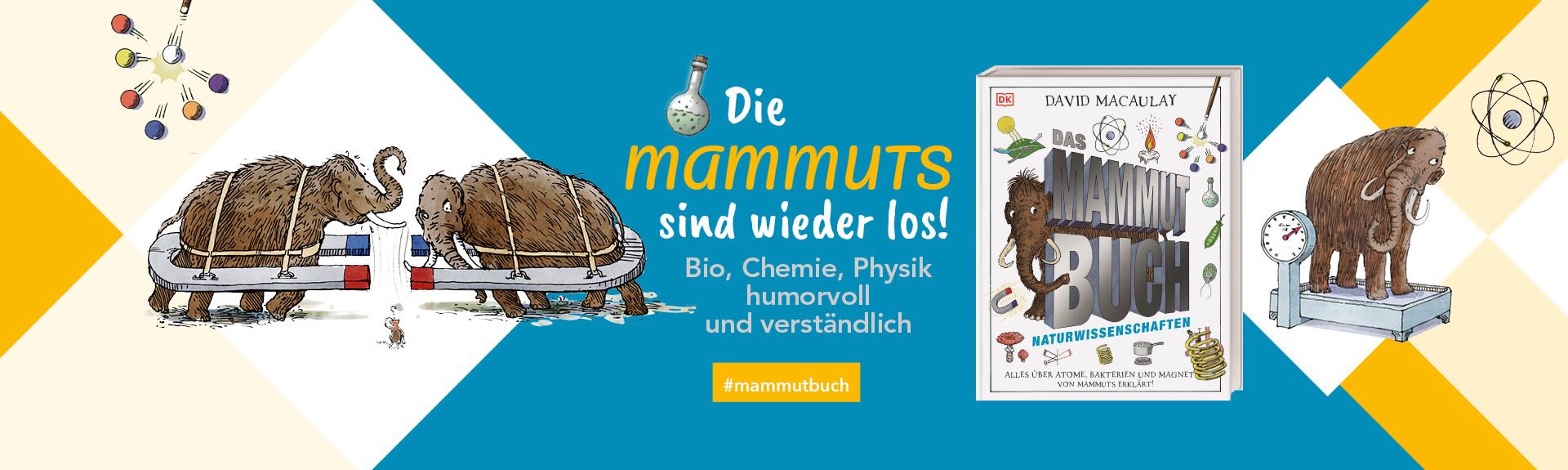 FJ21 - Mammutbuch der Naturwissenschaften