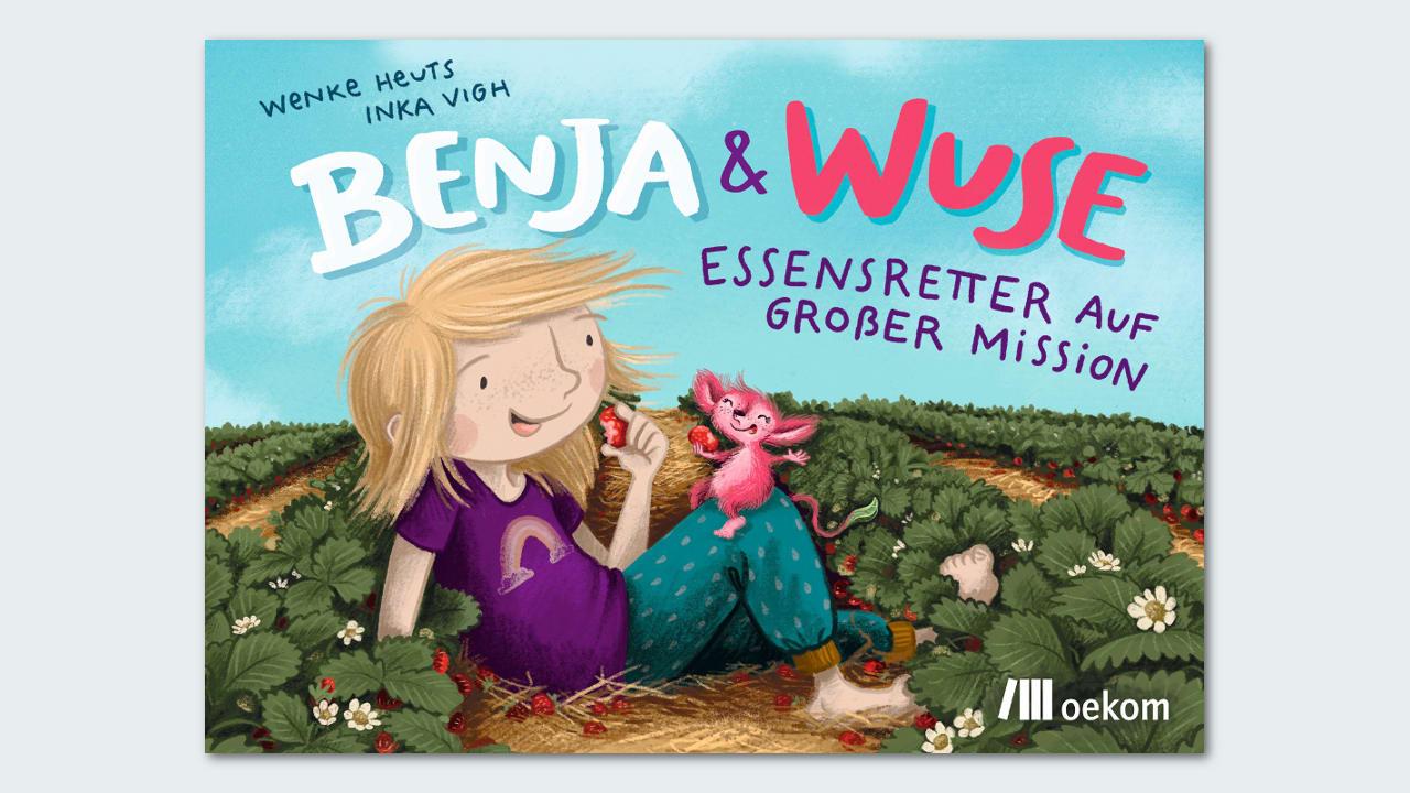 Das Buch-Cover von Benja & Wuse