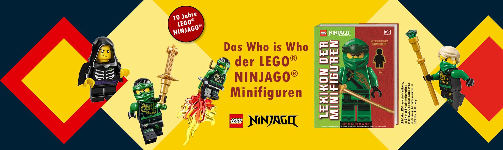 LEGO NINJAGO Lexikon