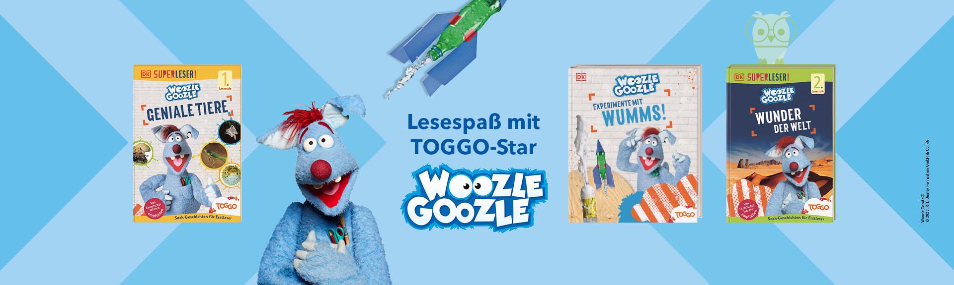 Lesespaß mit Woozle Goozle