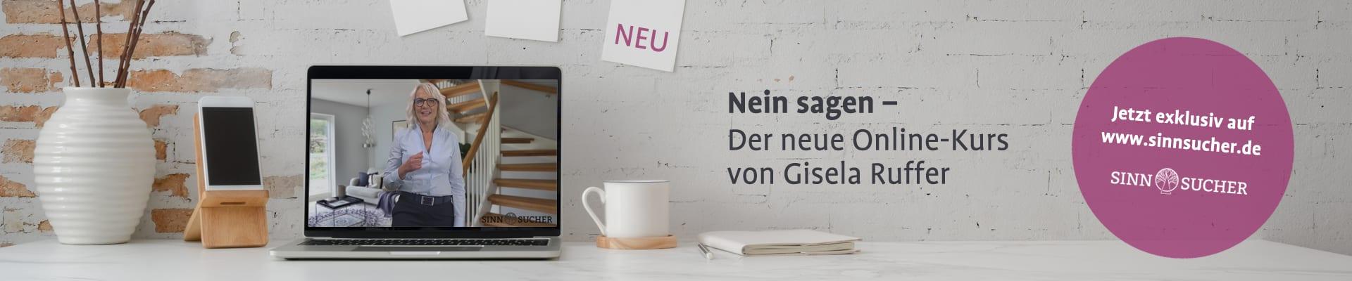 Nein sagen – Der Online-Kurs