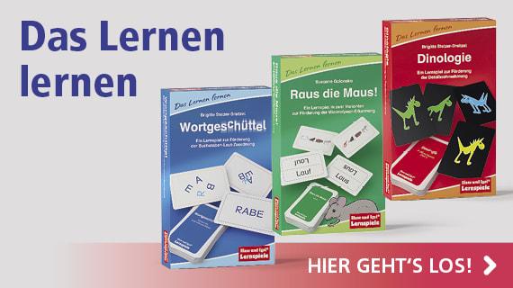 Das Lernen lernen | Hase und Igel Verlag