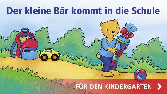 Der kleine Bär kommt in die Schule | Hase und Igel Verlag