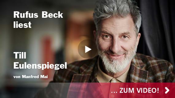 Rufus Beck liest Klassenlektüren aus dem Hase und Igel Verlag