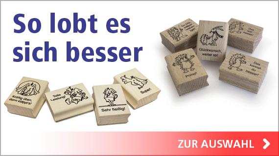 Lehrerstempel | Hase und Igel Verlag