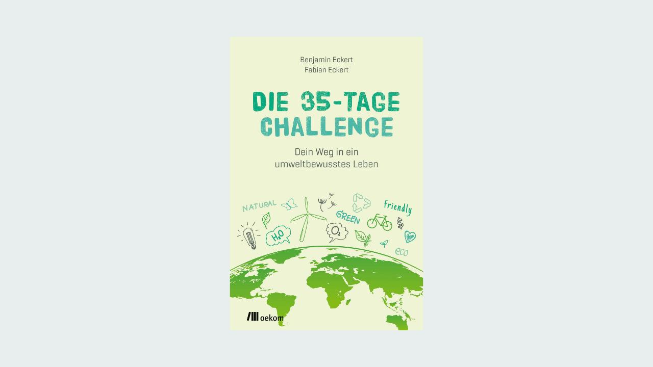 "Cover ""Die 35 Tage Challenge"""