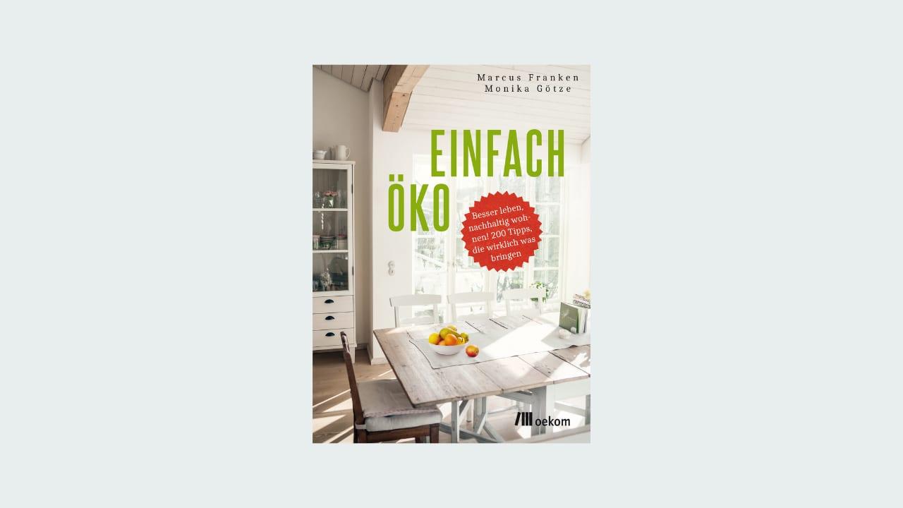 """Cover """"Einfach öko"""""""