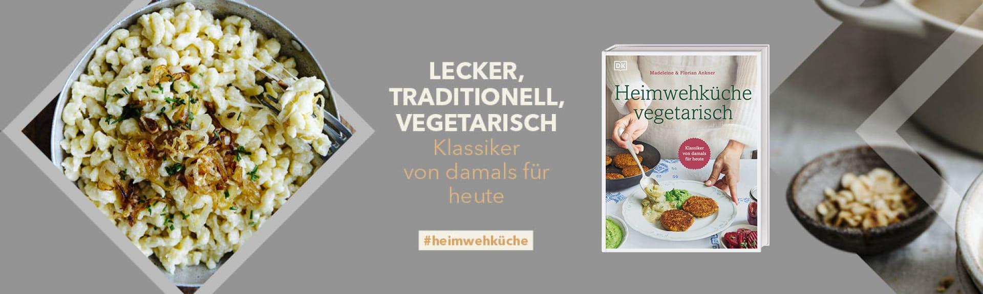 Heimwehküche vegetarisch