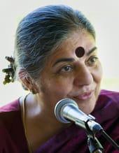 Image: Vandana Shiva