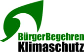 Image: BürgerBegehren Klimaschutz