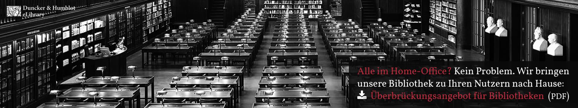 Das D&H-Überbrückungsangebot für Bibliotheken