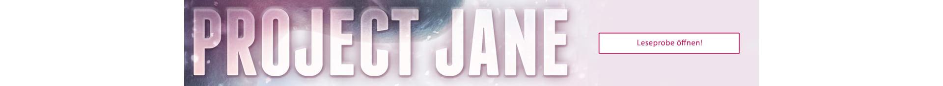 Project Jane Leseprobe