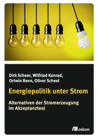 Energiepolitik unter Strom