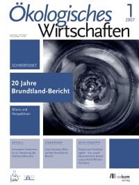 20 Jahre Brundtland-Bericht