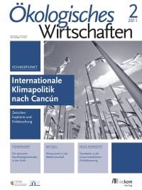 Internationale Klimapolitik nach Cancún