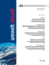 umwelt aktuell 10-2011