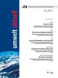 umwelt aktuell 05-2012