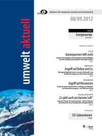 umwelt aktuell 08-2012