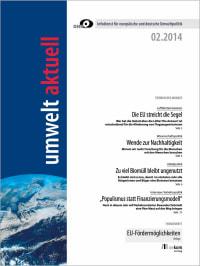 umwelt aktuell 02-2014