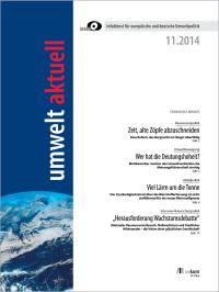 umwelt aktuell 11-2014