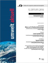 umwelt aktuell 12-2015
