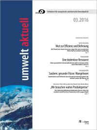 umwelt aktuell 03-2016