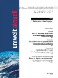 umwelt aktuell 12-2016