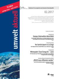 umwelt aktuell 02-2017