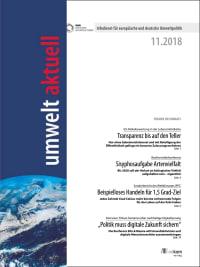 umwelt aktuell 11-2018