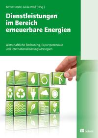 Dienstleistungen im Bereich erneuerbare Energien