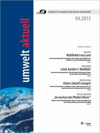umwelt aktuell 04-2013