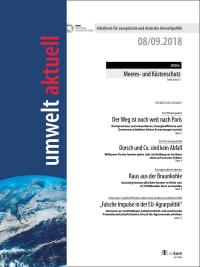 umwelt aktuell 08-2018
