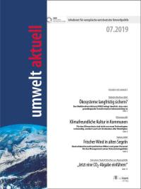 umwelt aktuell 07-2019