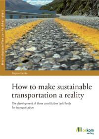 How to make sustainable transportation a reality