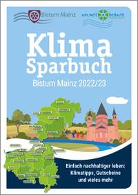 Klimasparbuch Bistum Mainz 2022/2023