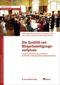 Die Qualität von Bürgerbeteiligungsverfahren
