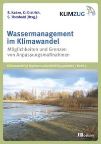 Wassermanagement im Klimawandel