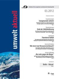 umwelt aktuell 03-2012