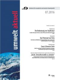 umwelt aktuell 07-2016