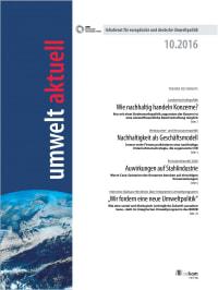 umwelt aktuell 10-2016