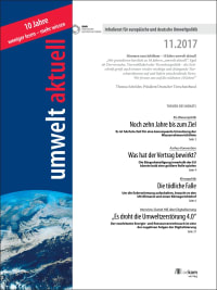 umwelt aktuell 11-2017