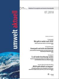 umwelt aktuell 07-2018