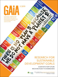 Research for Sustainable Development Goals