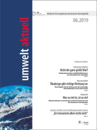 umwelt aktuell 06-2019