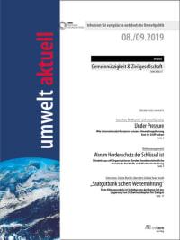 umwelt aktuell 08-2019
